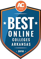 ANC named best 2-year online college in arkansas two years in a row