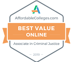 For 2019, ANC has the most affordable online criminal justice associates degree in Arkansas and 6th in the nation!