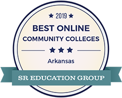 SR Education Group ranked ANC the best online community college in Arkansas